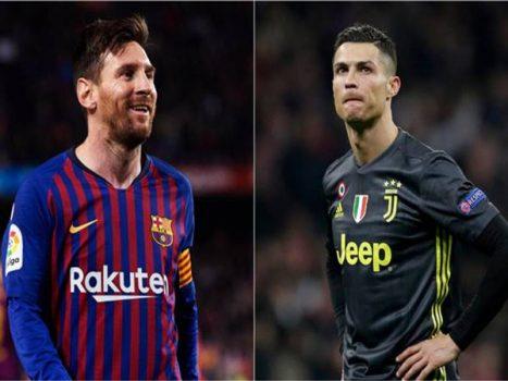 Messi xuất sắc nhất Châu Âu, Ronaldo đứng thứ mấy?