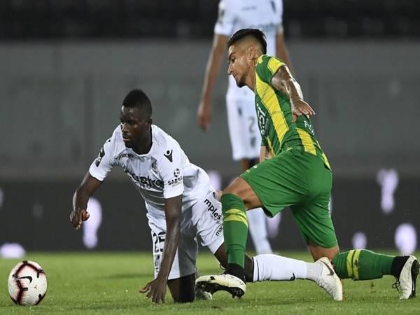 Nhận định tỷ lệ Gil Vicente vs Tondela (3h30 ngày 15/7)