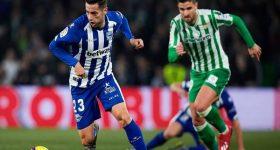 Nhận định tỷ lệ Real Betis vs Alaves (2h00 ngày 17/7)