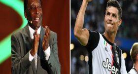 Tin bóng đá chiều 29/7: Pele khen ngợi Cristiano Ronaldo