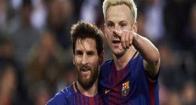 Chuyển nhượng chiều 3/9: Rakitic nhắn nhủ Messi sau khi bị thanh lý