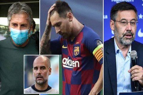 Bóng đá quốc tế ngày 25/9: Messi lỡ cơ hội vàng thử thách bản thân