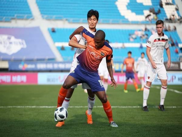 Nhận định trận đấu Busan I'Park vs Gangwon (16h00 ngày 16/9)