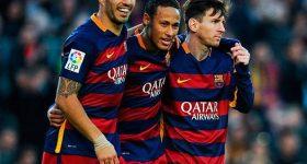 Tin bóng đá chiều 26/9: Neymar chỉ trích Barca sau khi chia tay Suarez
