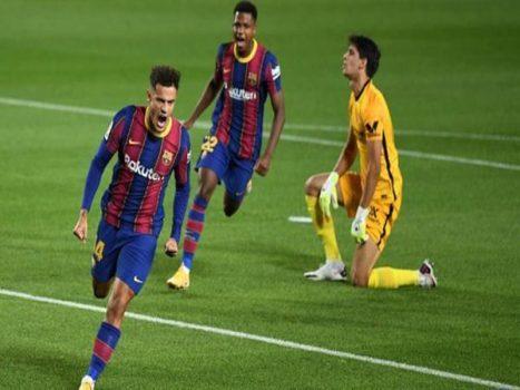 Bóng đá La Liga 13/10: Philippe Coutinho đang lấy lại quyền năng