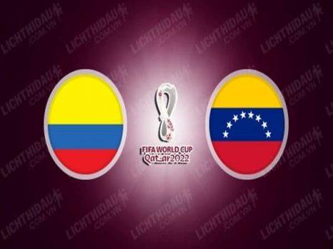Nhận định Colombia vs Venezuela, 06h30 ngày 10/10