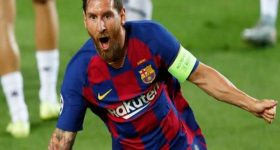 Tin bóng đá QT sáng 19/10: Man City tìm cách chiêu mộ Messi