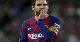 Bóng đá quốc tế 24/11: Barca loại Messi khỏi danh sách đá Cúp C1