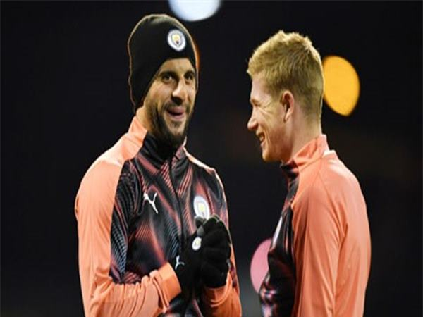 Bóng đá Anh 27/11: Man City đón tin vui từ Walker và De Bruyne