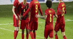 Bóng đá Quốc tế sáng 16-11: Bỉ trả nợ trước Anh