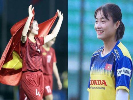 3 cầu thủ nữ đẹp nhất Việt Nam sở hữu vẻ đẹp ngọt ngào