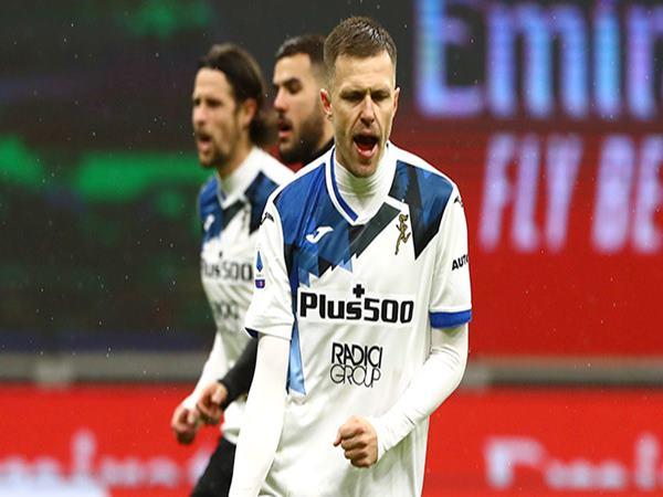 Bóng đá Ý 28/1: Atalanta và niềm vui đã trở lại