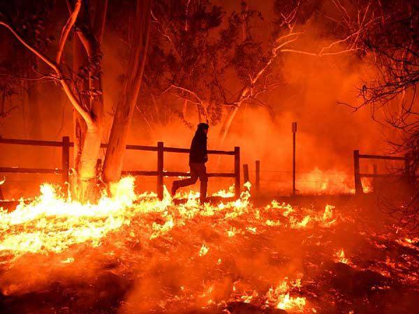 Ngủ mơ thấy lửa – Chiêm bao thấy lửa đánh con gì ăn chắc