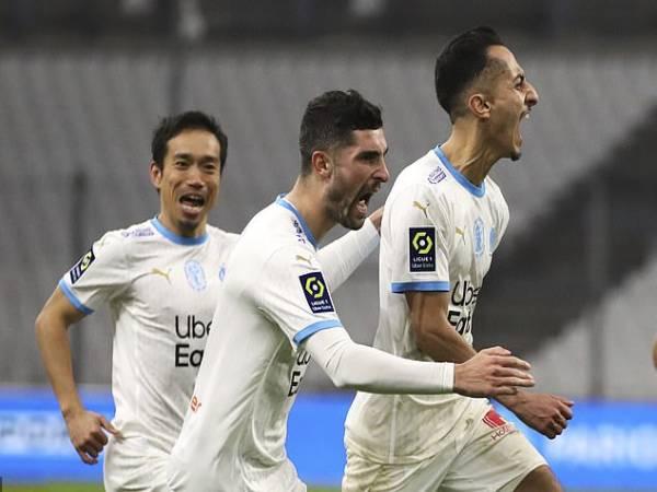 Bóng đá QT tối 19/2: Marseille chấm dứt mạch 7 trận không thắng