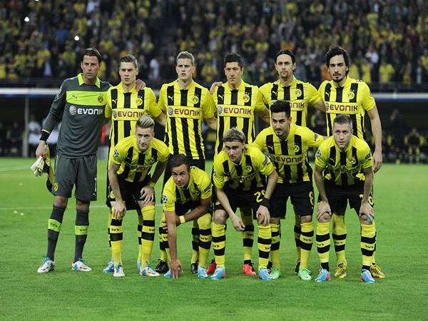 Lịch sử hình thành và phát triển của Dortmund