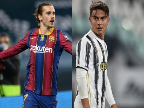 Bóng đá QT trưa 17/3: Barcelona gạ đổi quân Juventus
