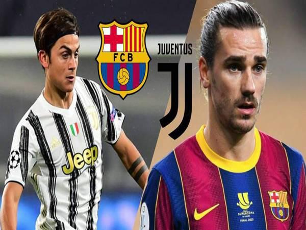 Bóng đá TBN 15/3: Barcelona có thể đổi Griezmann lấy Dybala