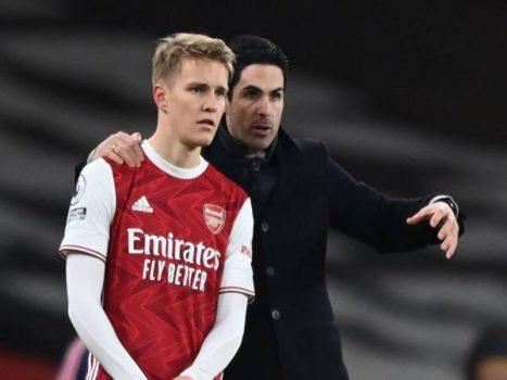 Tin bóng đá 23/3: HLV Arteta dành lời khen đặc biệt cho Odegaard
