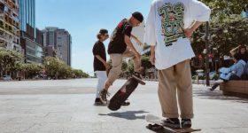 5 môn thể thao đường phố hấp dẫn thu hút giới trẻ nhất