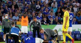Bóng đá quốc tế 5/8: Sao Leicester gãy chân sau cú xoạc bóng từ đối thủ