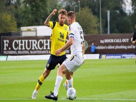 Nhận định trận đấu Burton Albion vs Oxford United (1h45 ngày 12/8)