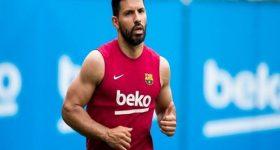 Bóng đá TBN 20/9: Barcelona ấn định thời gian Aguero ra sân