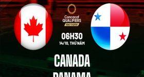 Nhận định bóng đá Canada vs Panama, 06h30 ngày 14/10