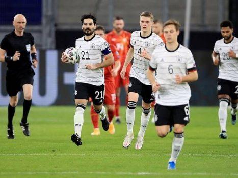 Bóng đá Đức 12/10: Đức giành vé dự VCK World Cup