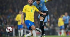 Nhận định bóng đá Brazil vs Uruguay (7h30 ngày 15/10)